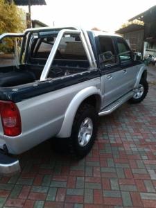 Mazda b2500 F/L DBL.CAB 2.5TD 4WD