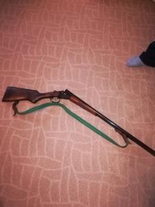 Sörétes puska