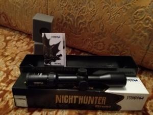 Steiner Nighthunter xtreme 1,6-8x42 Blaser szerelékkel