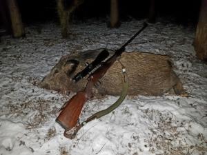 Terelővadászat Nyugat-cserhátban