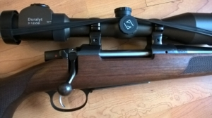 Cz 557 7x64 golyós vadászlőfegyver