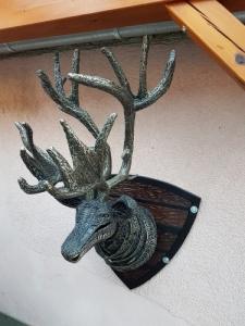 Dream Deer (Metal Sculpture)