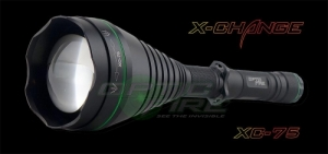 Opticfire x-change  XC-75 infra fényvető 940nm