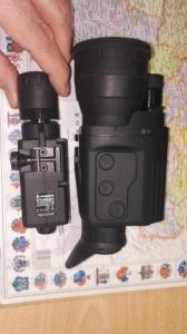 Pulsar Digiforce 870 VS + IR Flashlight 940
