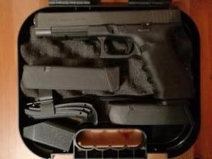 Glock Gen IV 9mm Luger