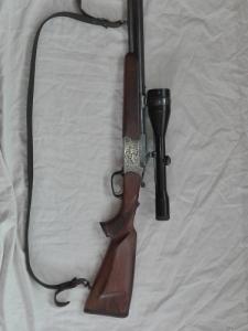 Blaser vegyescsövű vadászfegyver