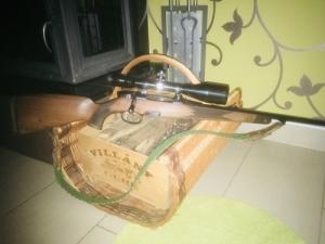 Golyós lőfegyver 30-06