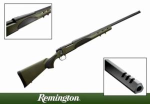 Remington M 700  VTR