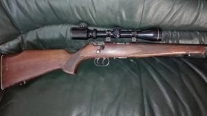 Anschütz .22 WMR