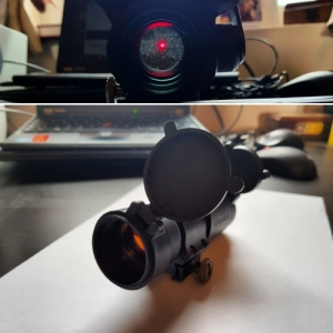 AimPoint Comp M2 Red Dot Sight