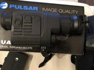 Pulsar Quantum XD 50S
