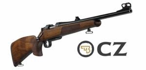 CZ 455 22 LR Golyós Vadászfegyver