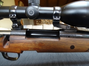 Remington M 700 Lux