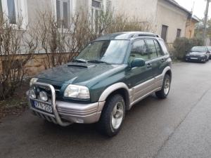 Suzuki Grand Vitara 2.0 D