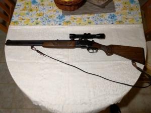 Vegyescsövű vadászpuska