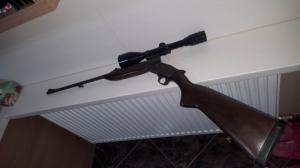 ZBK 110 gavallér puska