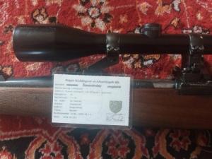 Jugoszláv Kragujevac Mauser