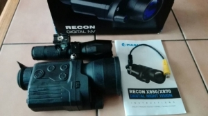 RECON PULSAR X850