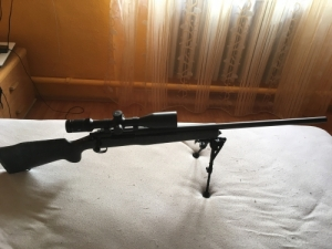 Remington 700 Long Range
