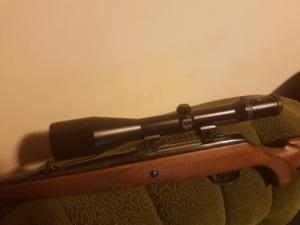 Titan II Mauser M225 9,3x64 golyós puska