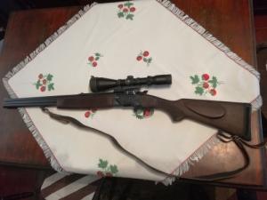 Brno ZH 324, Remington 783