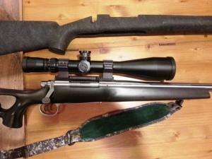 Remington 700 Sendero 300 Ultra Magnum