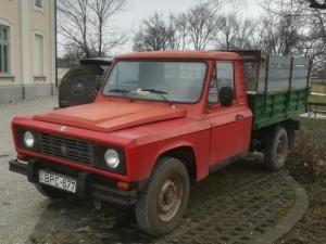 ARO 320 kisteherautó