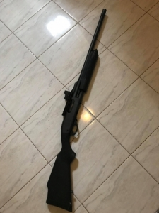 Remington 870 M