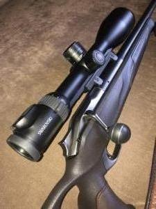 Blaser R8 Ruthenium Success Leder 300WSM!!!!!!