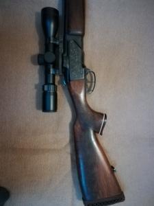 Vegyescsövű vadászfegyver