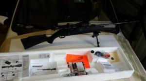 Hammerli 850 Airgun 4,5mm