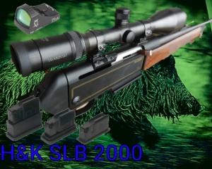 H&K SLB 2000