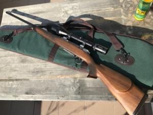 Heym SR21 golyós, Swarovski Habicht céltávcső