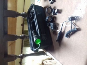 ND3 lézer vadászlámpa