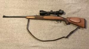 30-06 Mauser golyós puska