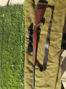 Cz 550 golyós puska