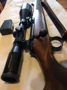 Sauer 101 golyós Vadász lőfegyver