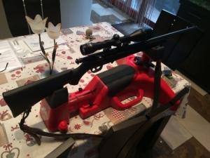 Savage M93 22Win.Mag