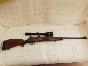 Mauser M66 .300 Win. Mag. + Schmidt&Bender 8x56