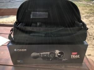 Pulsar Trail XQ50 Hő Célt távcső vadiúj !!