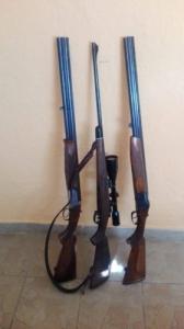 Sörétes,golyós fegyver