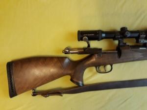 Golyós vadász fegyver