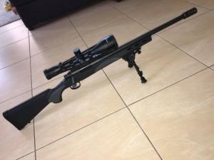 Remington M700 tactical