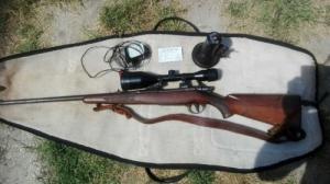 Vadászfegyver golyós ZKK 600
