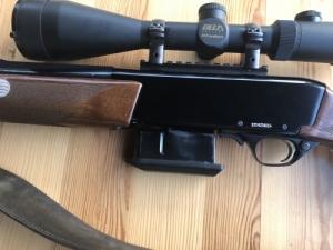 Browning Dualis BPR (Browning Pump Rifle)