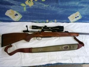 Cz 550 Magnum Safari