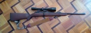 Egyeneshúzású Mauser M96
