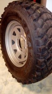 Mazda BT-50 téli gumi-felni szett - Malatesta