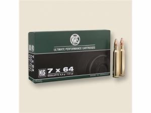 RWS 7x64 Kegelspitz 8.g 100db