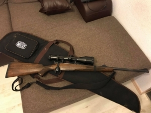 Mauser M12 9,3x62